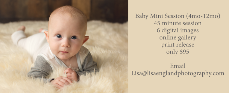 Lisa England Photography | San Diego Baby Photographer